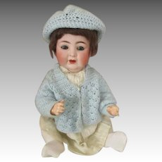 ABG 1361 Character German Bisque Baby Doll