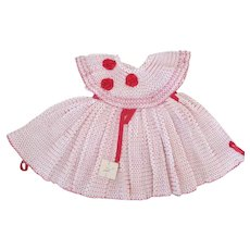 """Darling Dress for Your 20"""" Shirley Temple Doll Doll"""