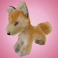 Tiny Steiff Xorry Fox