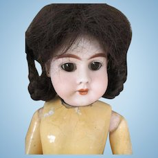 Antique DEP 99 Bisque Head Doll with Boo-Boo