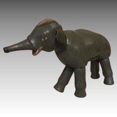 Antique Schoenhut Elephant