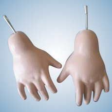 Replacement Hands for Your Bisque Head Doll