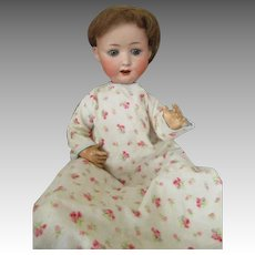 Sweet Heubach Koppelsdorf Character Baby Doll - So Adorable