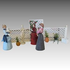 Miniature Doll House Garden Venue