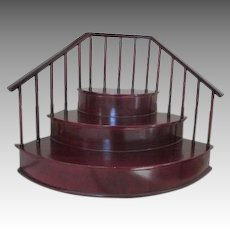 Three Tier Display Stand for Dolls