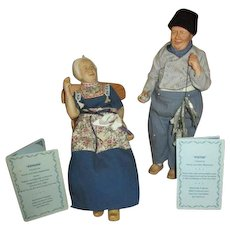 Amazing Convention Dolls by Diane and Randy Martindale