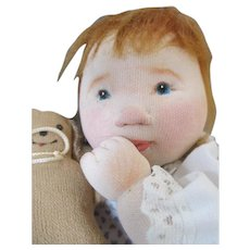"Adorable 10"" Diane Dengel Doll"