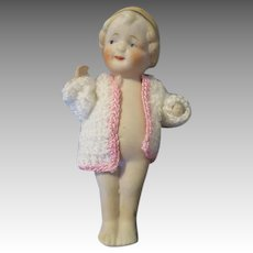 Sweet Nippon All Bisque Doll