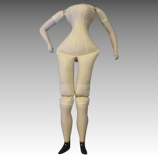 Replacement Doll Body For Your China Head