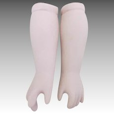 Replacement Arms for Your Bisque Head Doll