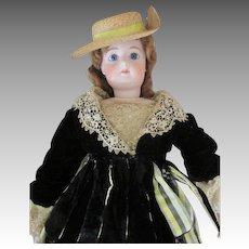 Striking French Doll Ensemble