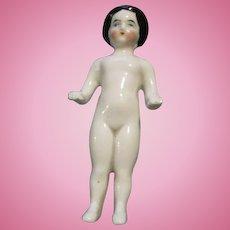 "Darling 4"" Frozen Charlotte Doll"