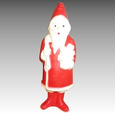 Vintage Doll House Santa