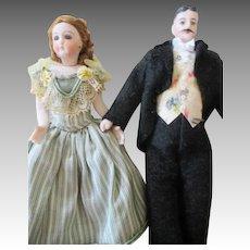 Stunning Artist Doll House Dolls