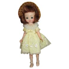 High Color Betsy McCall Doll from the 1950's