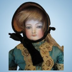 "Sunning 20"" Antique Bru French Fashion Doll"