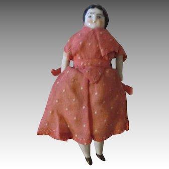 "Sweet 5"" China Head Doll"