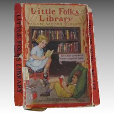 Little Folks Library - Series One - Three books in one box