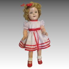 1930's Shirley Temple Doll