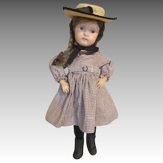 Sweet Schoenhut Doll with Attitude