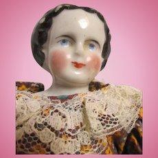 "Sweet 8"" China Head Doll"