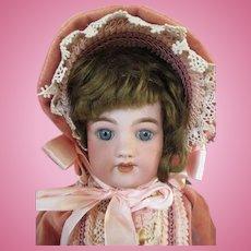 Stunning Simon Halbig 540 Bisque Head Doll