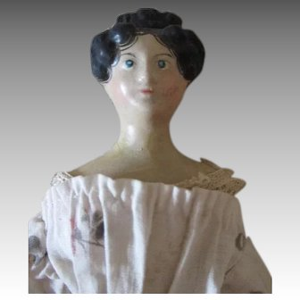 "Beautiful 9"" Apollo Knot Milliner's Model Doll"