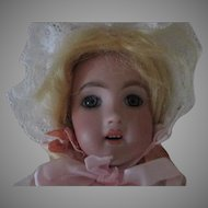 "Rare 10"" Jumeau 1907 French Doll"