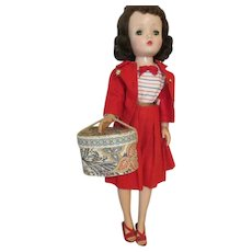 Doll Sized Hat Box for Your Cissy or French Fashion Doll