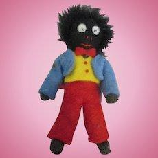 Artist Miniature Golliwog Doll