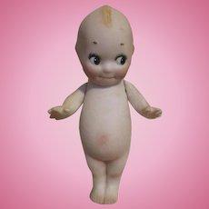 Sweet All Bisque Kewpie Doll