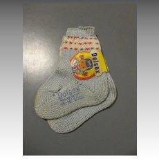 Dy-Dee Doll Socks - Unused