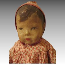 Adorable Kathe Kruse Wide Hip Baby Doll
