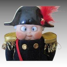 Artist Googly Bonnet Head Doll