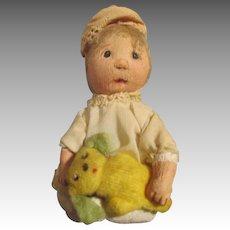 "Tiny 3"" Diane Dengel Doll"