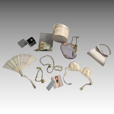 Vintage Cissy Jewelry and Miscellaneous Items
