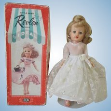 Platinum Little Miss Revlon Doll in Original Box