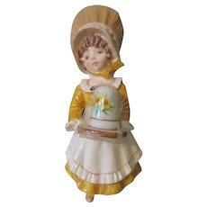 Adorable Pincushion Doll