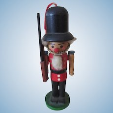 Doll sized Wooden Nutcracker