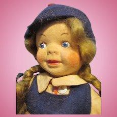 1930's Farnell Alpha Doll