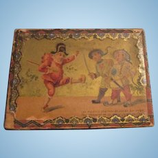 Antique French Box For Your Dolls