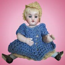 Adorable All Bisque Kestner 150 Doll