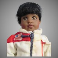 Helen Kish - Anjali Astronaut Doll