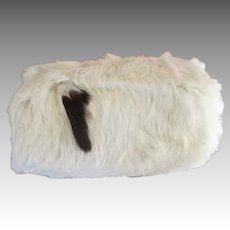 Antique Fur Hand Muff for your Large Antique Doll