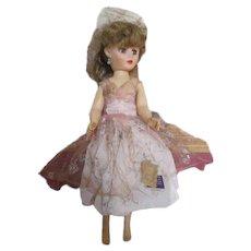 Vintage Fashion 1960's Vinyl Vintage Doll