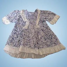 Adorable Dress for Your Antique or Vintage Doll