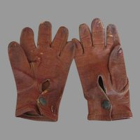 Antique Child's Gloves for Your Large Antique Doll