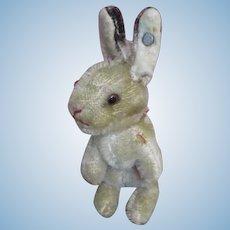 Sweet Steiff Bunny for Your Doll's Companion