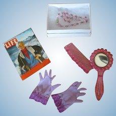 Assortment of Cissy Items