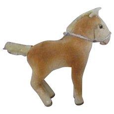 Darling Miniature Steiff Pony